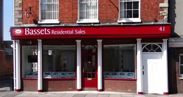 Bassets Estate Agent Salisbury