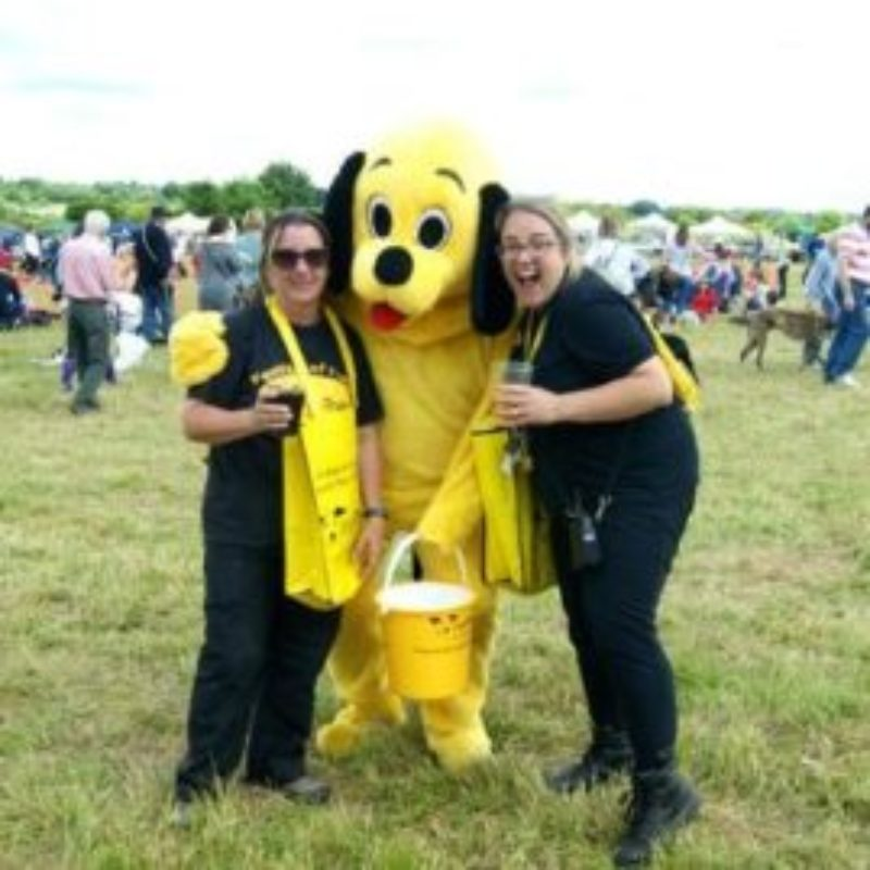 Bassets Supports Dogs Trust Summer Fun Day