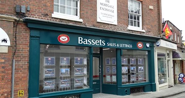 Bassets Shaftesbury Office
